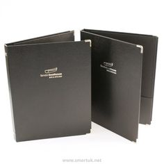 Bonded Leather Hotel Guest Room Folders and Leather Hotel Compendium Folder Products by Smart Hospitality. Leather folders and personalised leather hotel guest room products. Leather Folder, Menu Layout, Room London, Bonded Leather, Pu Leather, Recycled Leather, Brand Me, Leather Material, Marketing