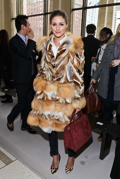 In 2006 Olivia Palermo emerged on the society circuit, attending benefits and sitting front row at Bryant Park, earning her the scorn of the now-defunct Socialite Rank and creating a tizzy among the Park Avenue set.