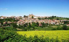 Casorzo #monferrato #italy #countrylandscape