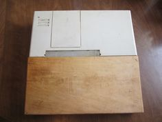 Vintage Toshiba T1200 Laptop System Unit ~ for sale at Wenzel Thrifty Nickel eCRATER store
