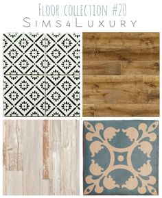 Floor collection #20 - Sims4Luxury