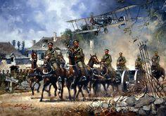 Royal Canadian Horse Artillery WWI