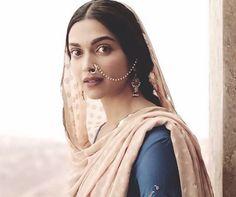 Loved this look  Deepika as Mastani