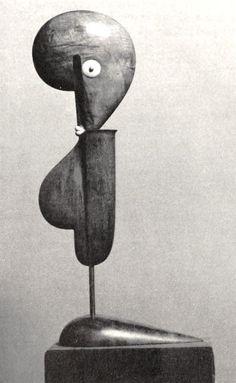 Oskar Schlemmer - Grotesque, 1923