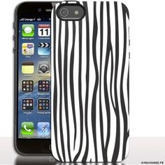 Coque iPhone Special Edition Zebre. #Apple #iPhone #SpecialEdition #SE #Zebre #Zebra