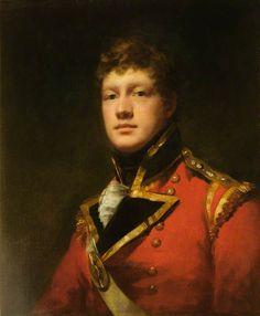 Charles Mackenzie Fraser, MP:  Henry Raeburn (1756–1823)  The National Trust for Scotland, Castle Fraser, Garden & Estate