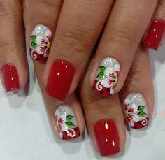 Spring Nail Art, Spring Nails, Toe Nail Designs, Glitter Nail Art, Flower Nails, Toe Nails, Nail Care, Acrylic Nails, Make Up
