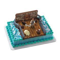Captain Jack Pirate Birthday Cake Party Cakes Theme Baby