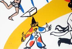calder circus | Alexander Calder, Circus, c. 1973-4