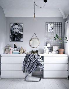 Dream workspace meets dressing table - Lust Living - http://lustliving.co.uk