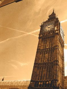 Another beautiful picture of Big Ben ♡