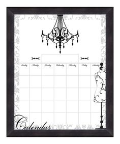 Take a look at this Chandelier Memo Board by PTM Images on #zulily today! $29.99, usually 80.00
