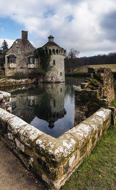 Scotney Castle, Kent, England by Kieron Pelling