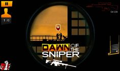 Play a killing skill game - Dawn Of The Sniper, set in a post-apocalypse environment where you must protect surviving humans from incoming zombies. Games For Boys, Shooting Games, Post Apocalypse, Arcade Games, Dawn, Action, Play, Environment, Shooter Games