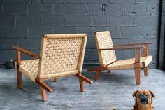Clara Porset Lounge Chairs image 2