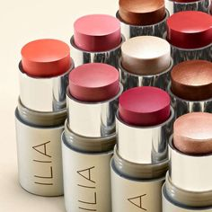 Pink Lipstick Shades, Best Pink Lipstick, Pink Lipsticks, Makeup To Look Younger, Thrive Cosmetics, Spf Lip Balm, Mineral Fusion, Simple Makeup Looks, Clean Beauty
