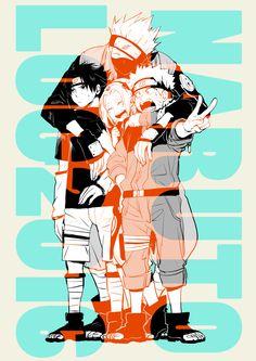 NARUTOログ詰 / Team 7
