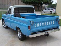 Old Air Products | Chevy Truck - 1964-66 / CAP-6600S AC System ...