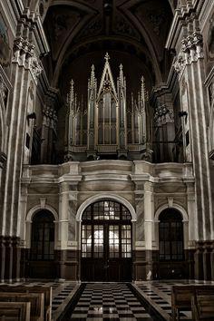 Church Organs  by Maciej Łagun