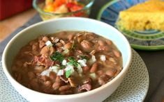 Appalachian Soup Beans Recipe and History, aka Pinto Bean Soup Chicken And Rice Stew Recipe, Louisiana Red Beans And Rice Recipe, Red Beans N Rice Recipe, Bean Recipes, Rice Recipes, Soup Recipes, Cooking Recipes, What's Cooking, Cajun Recipes
