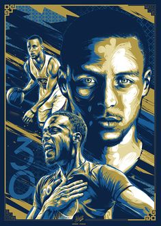 """Poster """"Steph Curry"""""""