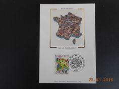 Carte Maximum - Recensement - 20/2/1999 PARIS