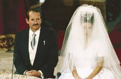 When Dom Duarte married the Portuguese noblewoman Isabel de Herédia twenty years ago on 13th May 1995