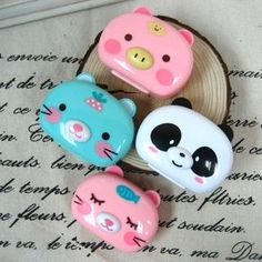 Buy 'Na Na – Contact Lens Case' with Free International Shipping at YesStyle.com. Browse and shop for thousands of Asian fashion items from Hong Kong and more!