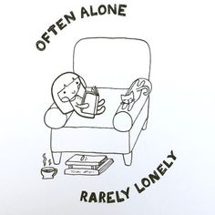 Often Alone, Rarely Lonely