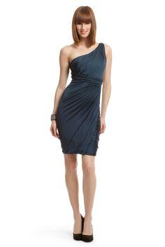rent the runway - Z SPOKE ZAC POSEN  So Tealrific Dress