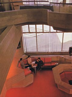 Southeastern Massachusetts Technological Institute (Now UMass Dartmouth), North Dartmouth, Massachusetts, 1963-66 (Paul Rudolph)
