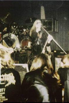 Jack Kilmer, Black Metal, Heavy Metal, Mayhem Band, Chaos Lord, Ian Curtis, Pin Box, All Band, One Wave