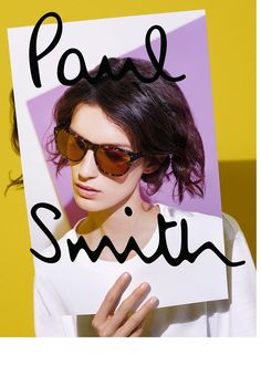 Paul Smith Spring/Summer '16 Campaign