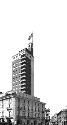 Torre Littoria #Villa #1933