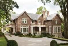 Tudor House Tour - Designed by Frank Neely - Photography by Emily Followill