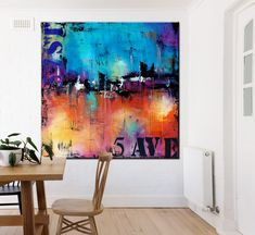 Large Abstract Urban Art , Large Orange and Blue Abstract Urban Painting, Art Painting Large industrial modern abstract painting sofa knife art Urban Painting, Back Painting, Large Painting, Painting Tips, Painting Art, Large Canvas Art, Abstract Canvas Art, Blue Abstract, Contemporary Wall Art