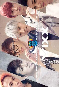 N, Ken, Leo , Ravi , Hong Bin and Hyuk ♡ #VIXX - Interview for Cuvism Magazine