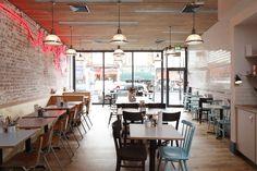 Central Design Studio - Chooks restaurant in London - on flodeau.com 2