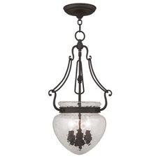 "Livex Lighting 5043 $299 22"" high, 12"" wide"