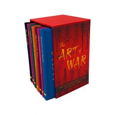 The Art of War Collection 7 Books Set: The Seven Military Classics of Ancient China