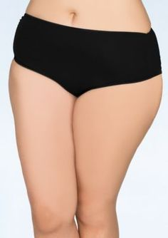 Coco Reef  Plus Size High Waist Bikini