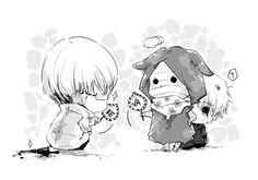 This is soo cute | Tokyo ghoul