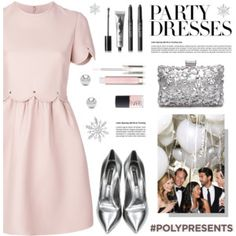 #PolyPresents: Party Dresses