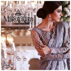 Maria.B. guarantees yet another #Breathtaking   MBROIDERED #Eid Collection! ! Elements ranging from #Swarovski, #Handwoven jacquard, #Chikankari, #Tissue Silk, #Schiffli, #Zari Cotton net, #Tulle coming soon...MARIA.B. has got you covered!! #MayaAli #Photoshoot #Photography #DeeveesOfficial #MakeupByFavourite #KhanShoaib #FarhatAliJewelers #LaunchingSoon #MayaAli #PakistaniFashion #PakistaniActresses ✨