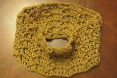Grammy Dirlam - 3-D-V Worsted Weight Cowl