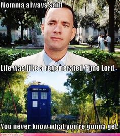 I'm the Doctor, Doctor Gump