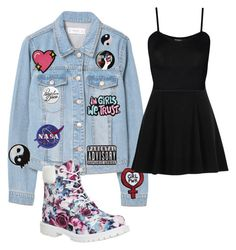 """""""Dream Jacket"""" by uandme123456 ❤ liked on Polyvore featuring MANGO, Stoney Clover Lane, Timberland, River Island and WearAll"""