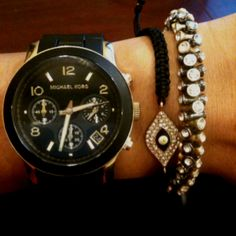 Arm Candy: Michael Kors and Stella & Dot