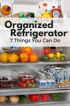 Organize the Refrige
