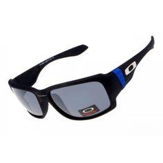 f0481fc01ac Best Fake Oakley Big Taco sunglasses matte black   gray iridium for sale  with quality